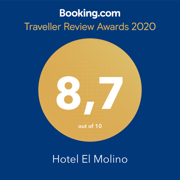 Guest review awards booking